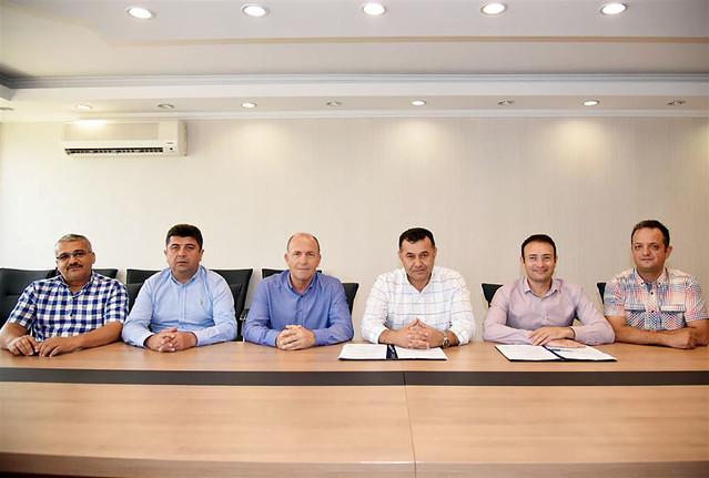 Levent Uğur, Erdal Tamrak, Adem Murat Yücel, Bayram Yalçınkaya, Mehmet Zafer Peker