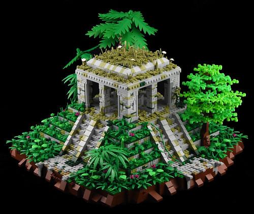 Celestian Temple Ruins