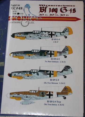 Messerschmitt Bf109G-6, Revell 1/32 43760102632_7cc2258867