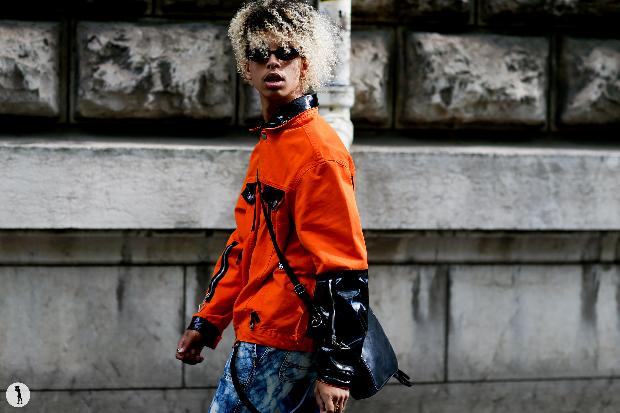 Street style - Paris Fashion Week Menswear SS19 (76)