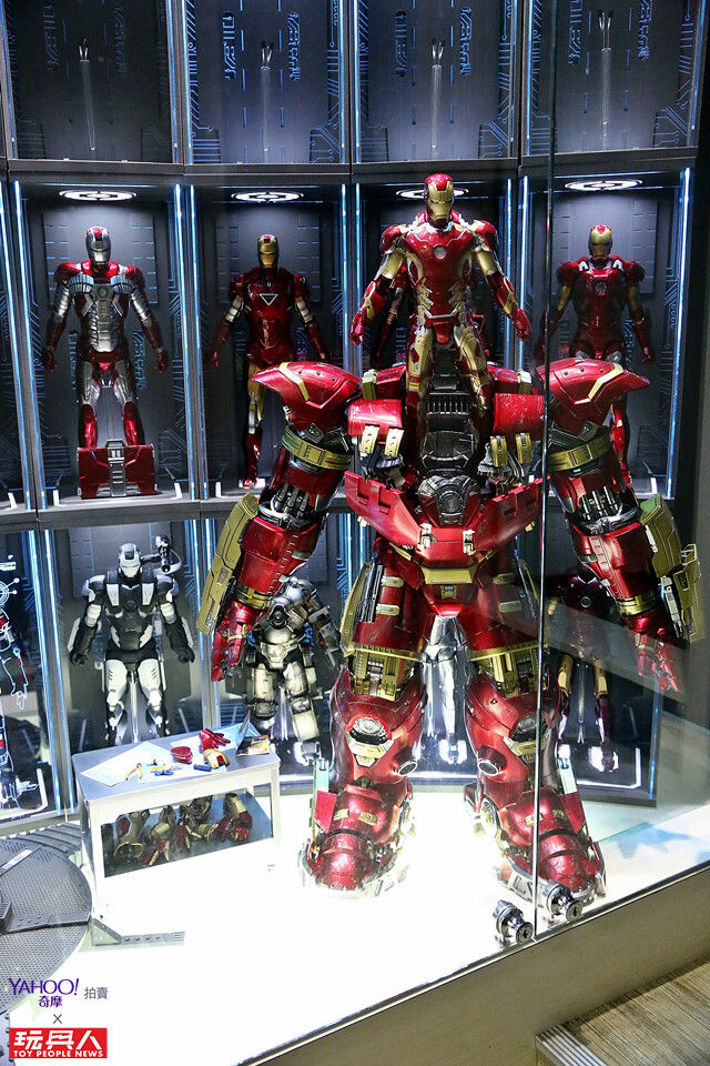 玩具店都沒他厲害!超壯觀12吋收藏的診所:12 吋人偶收藏家Jacky - 《Yahoo 奇摩拍賣 × 玩具人:大人味玩具》
