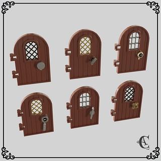 ✠ Door lock techniques ✠
