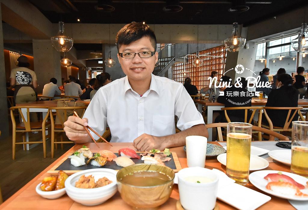 一笈壽司 台中 公益路 YIJI sushi 菜單25