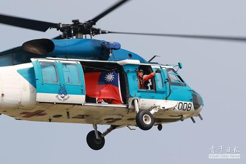 107年嘉義空軍基地營區開放