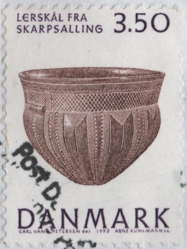 Denmark - Scott #953 (1992)