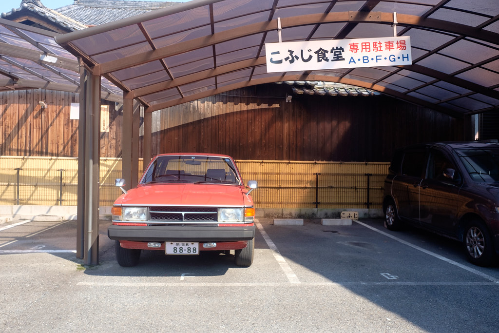 TOYOTA CAMRY 〜初代・トヨタ・カムリ〜 2018/07/15 X7000892
