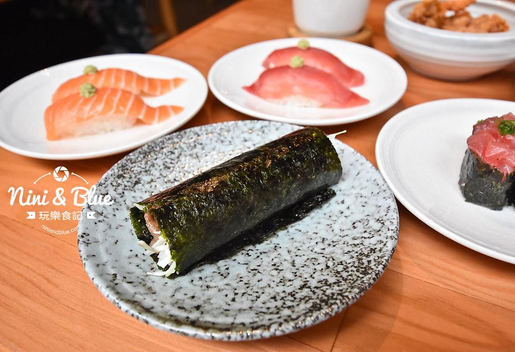 一笈壽司 台中 公益路 YIJI sushi 菜單14
