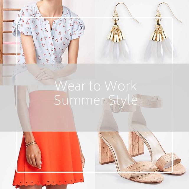 Wear to work summer style