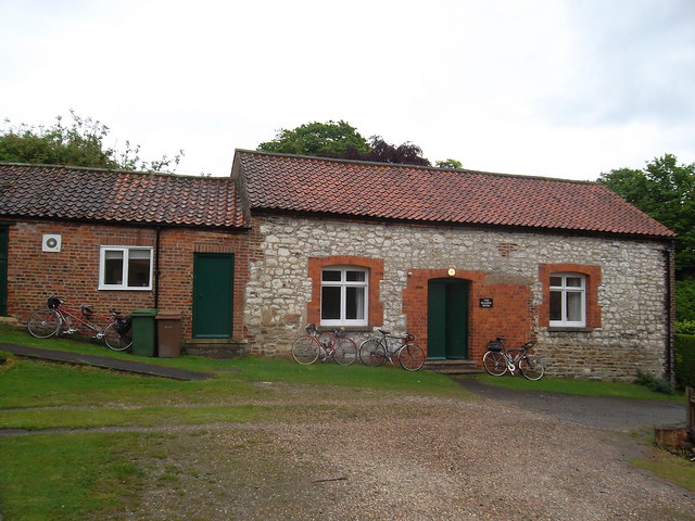 Yorkshire Wolds Cycle Route Reading Rooms Londesborough