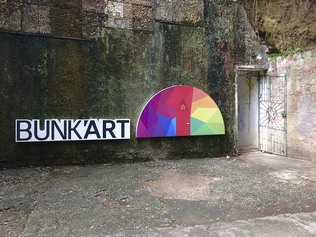 Bunk Art Sign 01