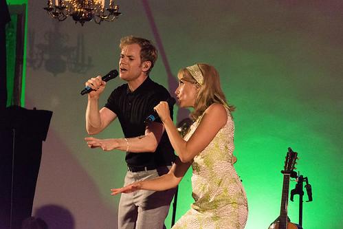 Peter & Matilda Sommarkonsert