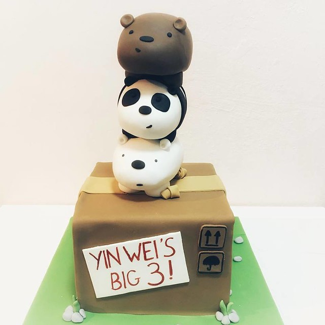 Cake by Charlotte Grace Cakeshop