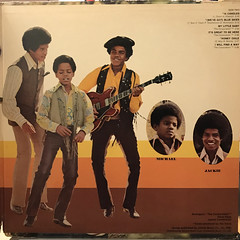 THE JACKSON 5:MAYBE TOMORROW(JACKET D)