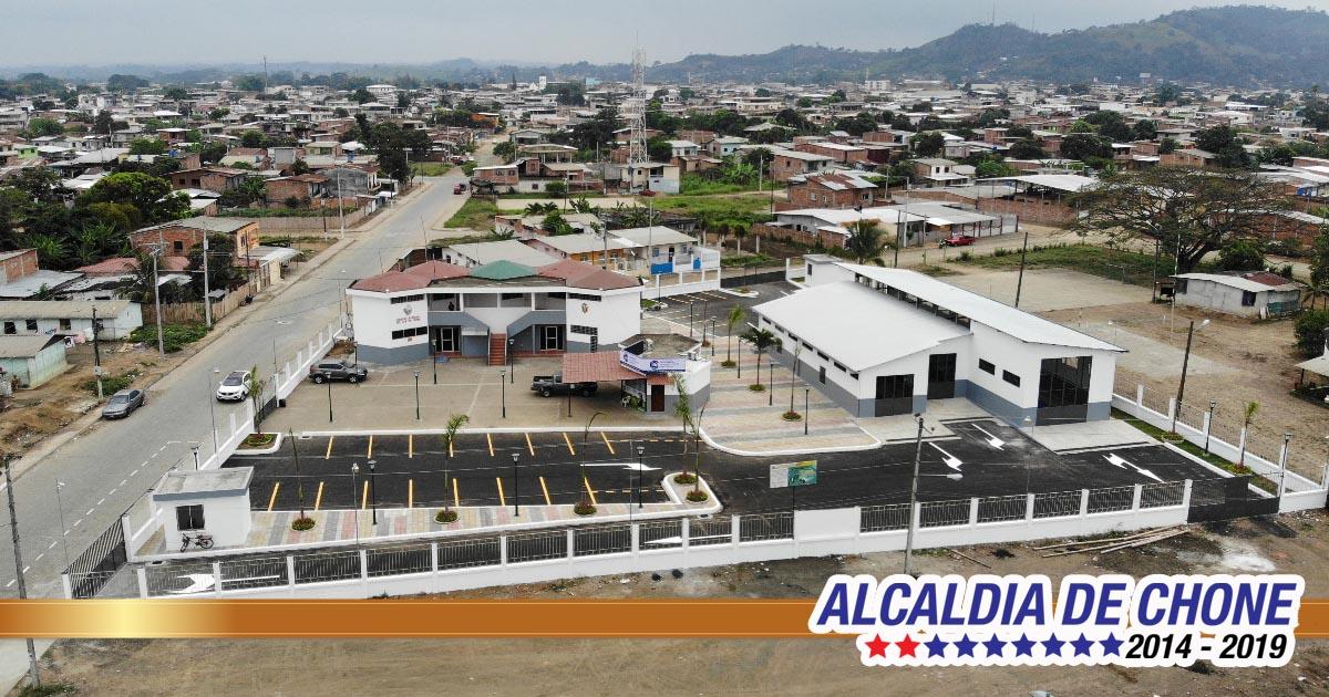 En Chone se inaugura el primer Centro de Revisión Técnica Vehicular de Manabí