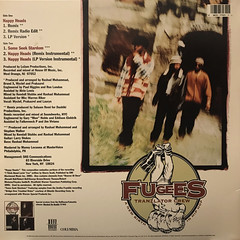 FUGEES:NAPPY HEADS(JACKET B)