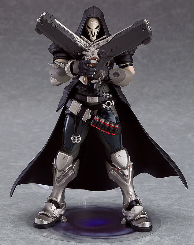 殺...殺...殺!figma《鬥陣特攻 Overwatch》死神(Reaper;リーパー)