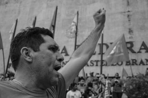 Encerramento Acampamento Lula Livre