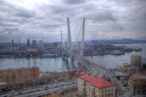 'Золотой мост' at Vladivostok 15-04-2018 (10)