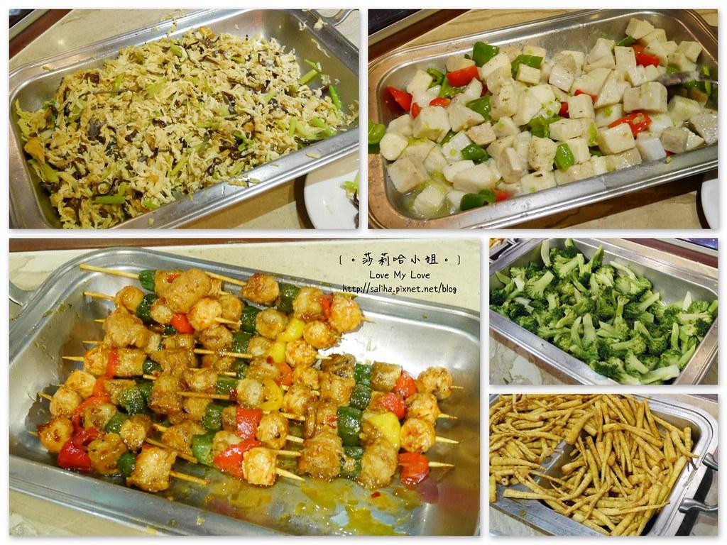 台北長春素食下午茶餐廳吃到飽食記心得分享 (2)