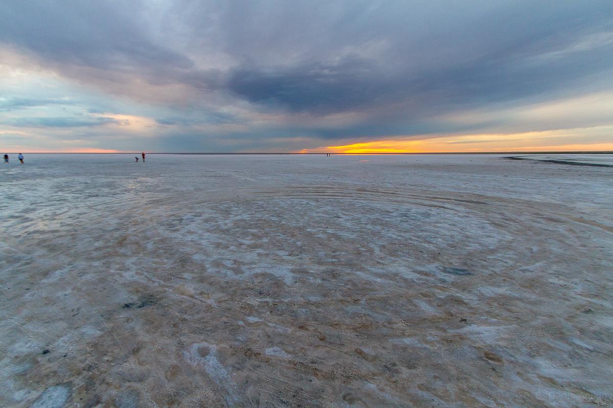Закат на Эльтоне фото 9