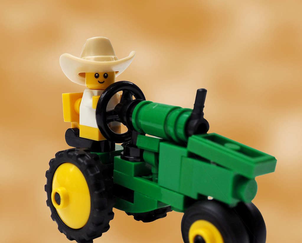 Tiny Trailblazers: Farmer