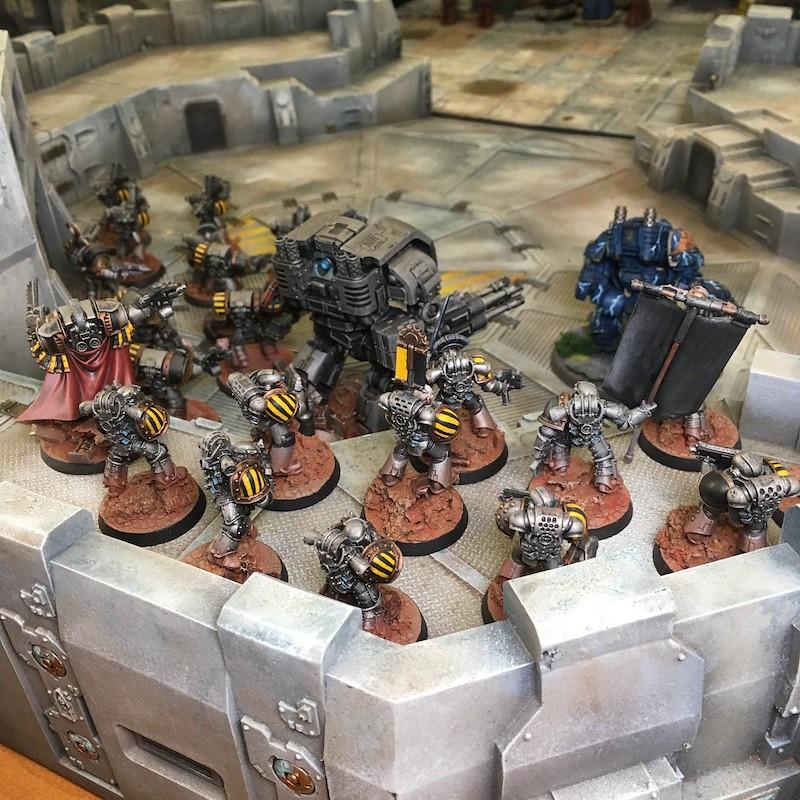 Medal of Colors Assault on Molech battle-19
