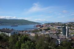 Iron ore port