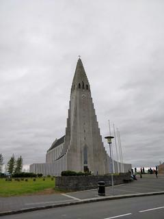 L'église Hallgrimskirja