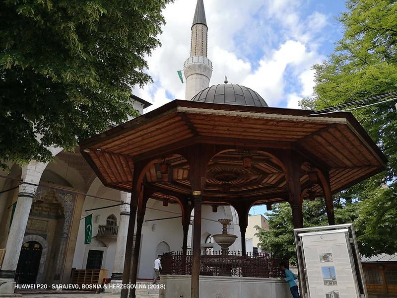 2018 Bosnia Sarajevo Gazi Husrev-beg Mosque
