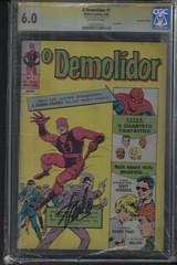 Autographed Vintage Comics