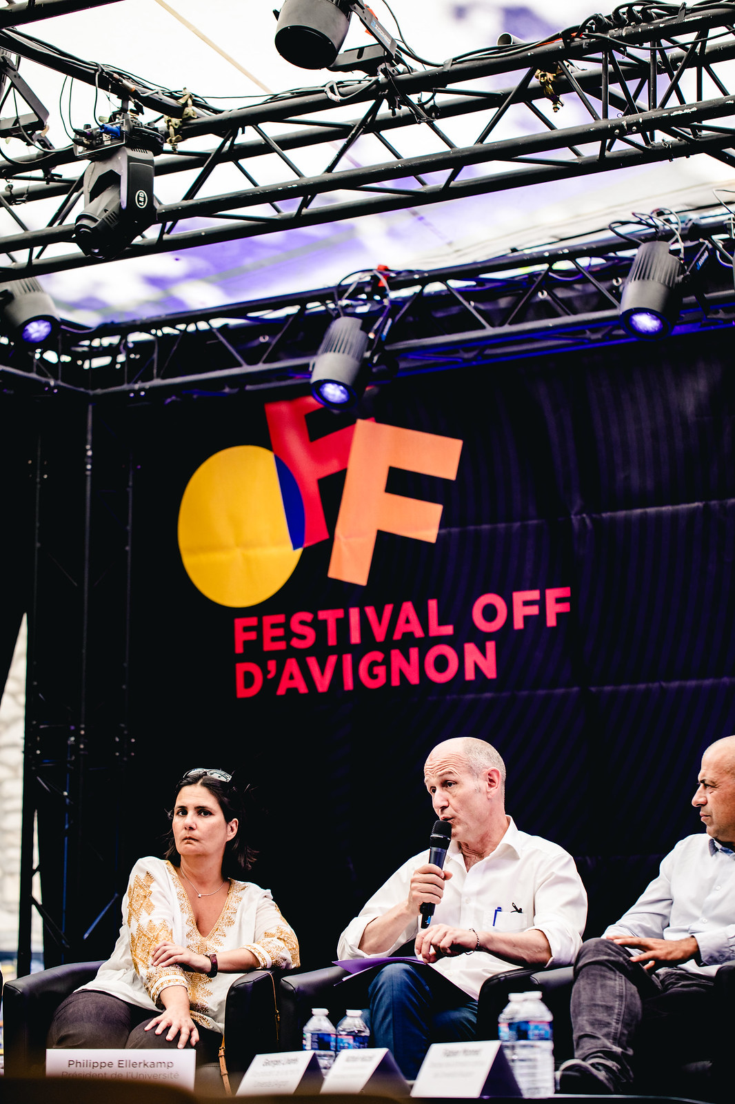 L'université d'Avignon acteur du festival et du renouvellement des publics | The University of Avignon, a major actor in the festival and in the audiences renewal