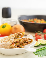 Chicken Fajitas (1of2)