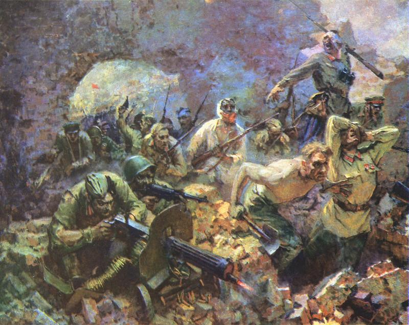 Бут Н. Защитники Брестской крепости