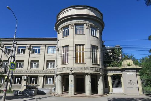 Simferopol, Crimea Medical University, 2018.06.19 (03)