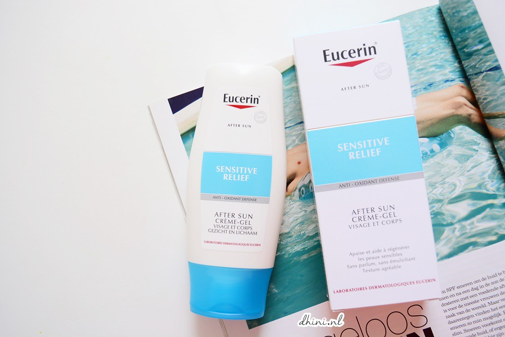 Eucerin Aftersun