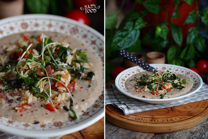 Zuppa di fagioli — тосканский фасолевый суп