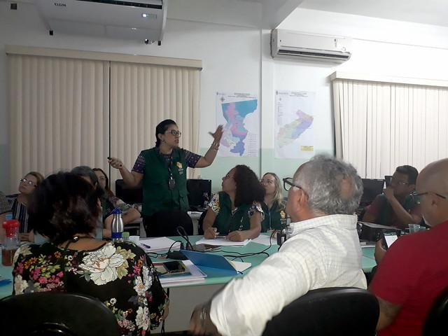 27.07.18 Semsa estabelece pontos estratégicos de vacinação no Jorge Teixeira.