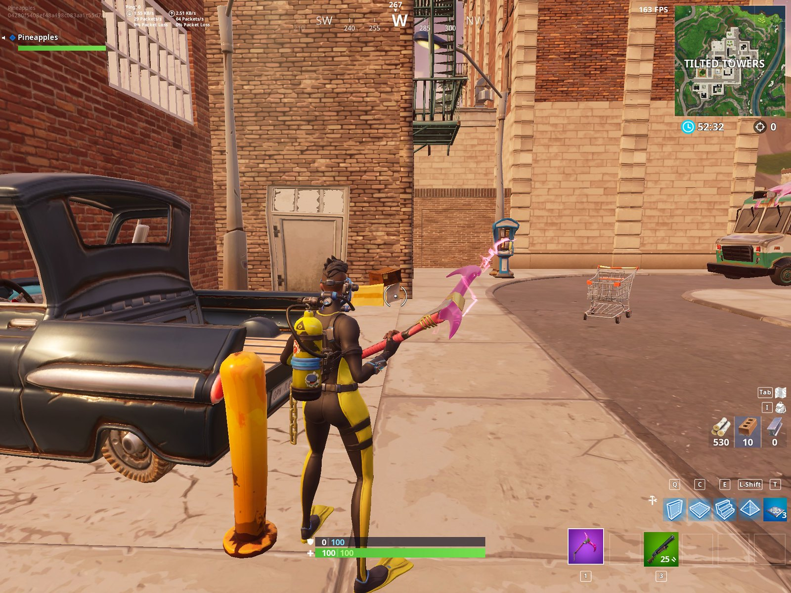 1440p Stretched Comparison Images Fortnitecompetitive