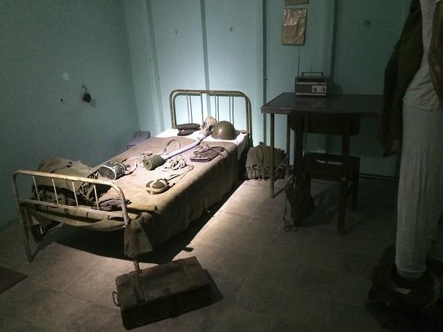Bunk Art Soldier Room