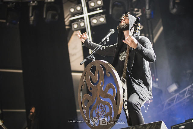 The Great Old Ones @ Hellfest 2018, Clisson | 24/06/2018