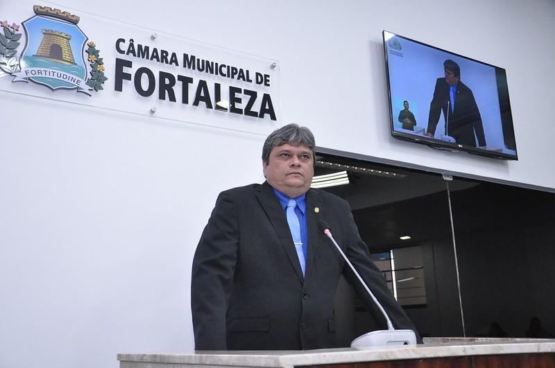 Vereador Fábio Rubens (PSL)