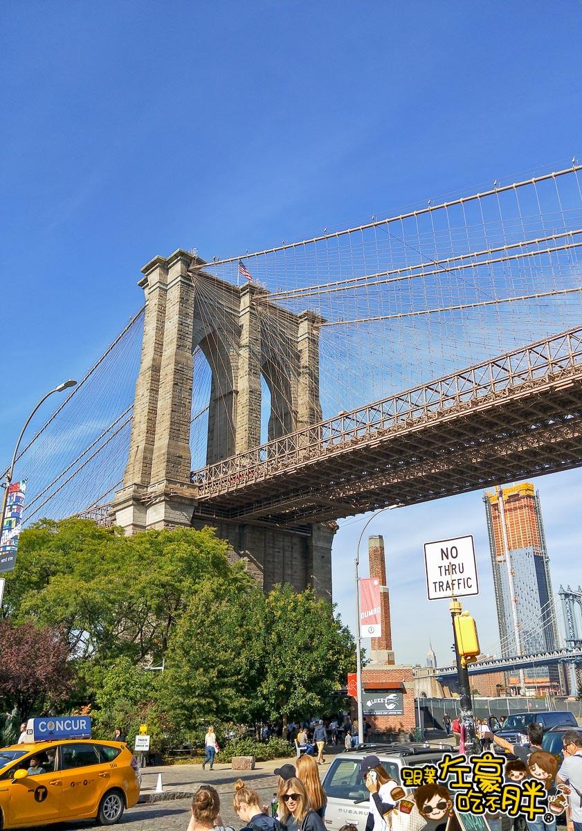 美國紐約-布魯克林大橋-11