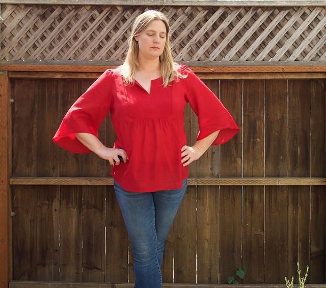 Phoenix blouse_front-4