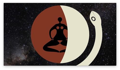 3 snake cosmos moon