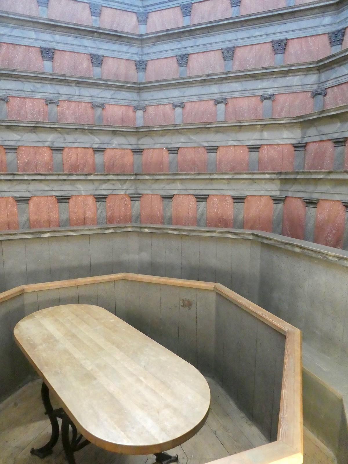 Anatomical Theatre, Gustavianum Museum, Uppsala