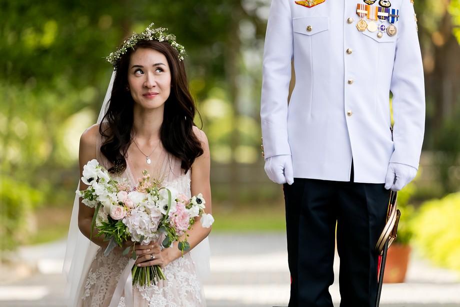 Marina Mandarin Singapore Wedding - Actual Day Wedding Photography