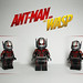 Lego Ant man and The Wasp Ant man minifigures custom by Biao Custom