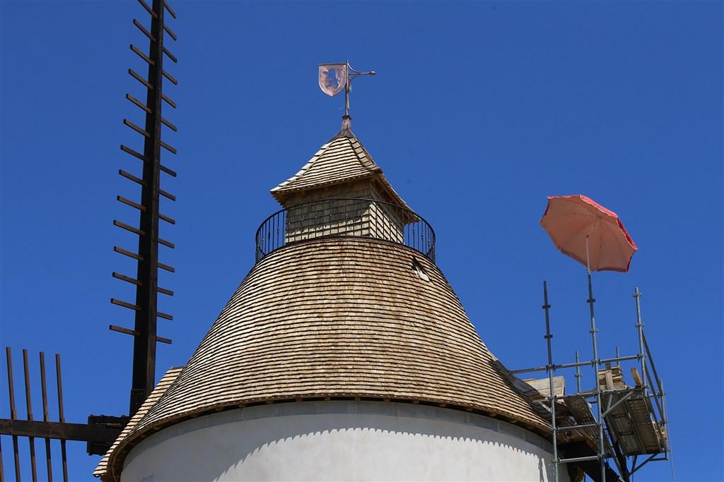 Restauration du Moulin de Bénesse-lès-Dax