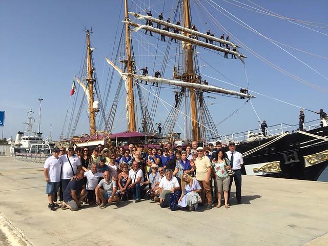 Visita sulla nave Palinuro (2)