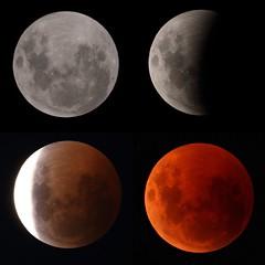 Lunar Eclipse 28th July 2018